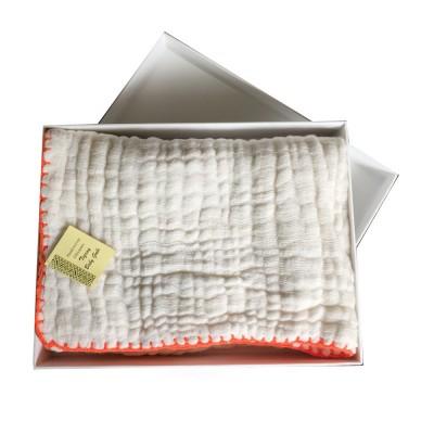 couverture bébé en coton ethiopien