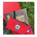 trousse plate rouge bleu Leçons de choses