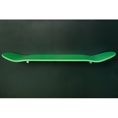 Etagères skate board vert murale Leçons de Choses