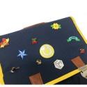 Set de badges reflectifs Leçons de Choses
