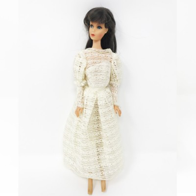 BARBIE VINTAGE  1966 TNT twist'n turn mariée made in Japan