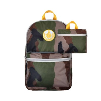 Sac à dos militaire packable leçons de choses
